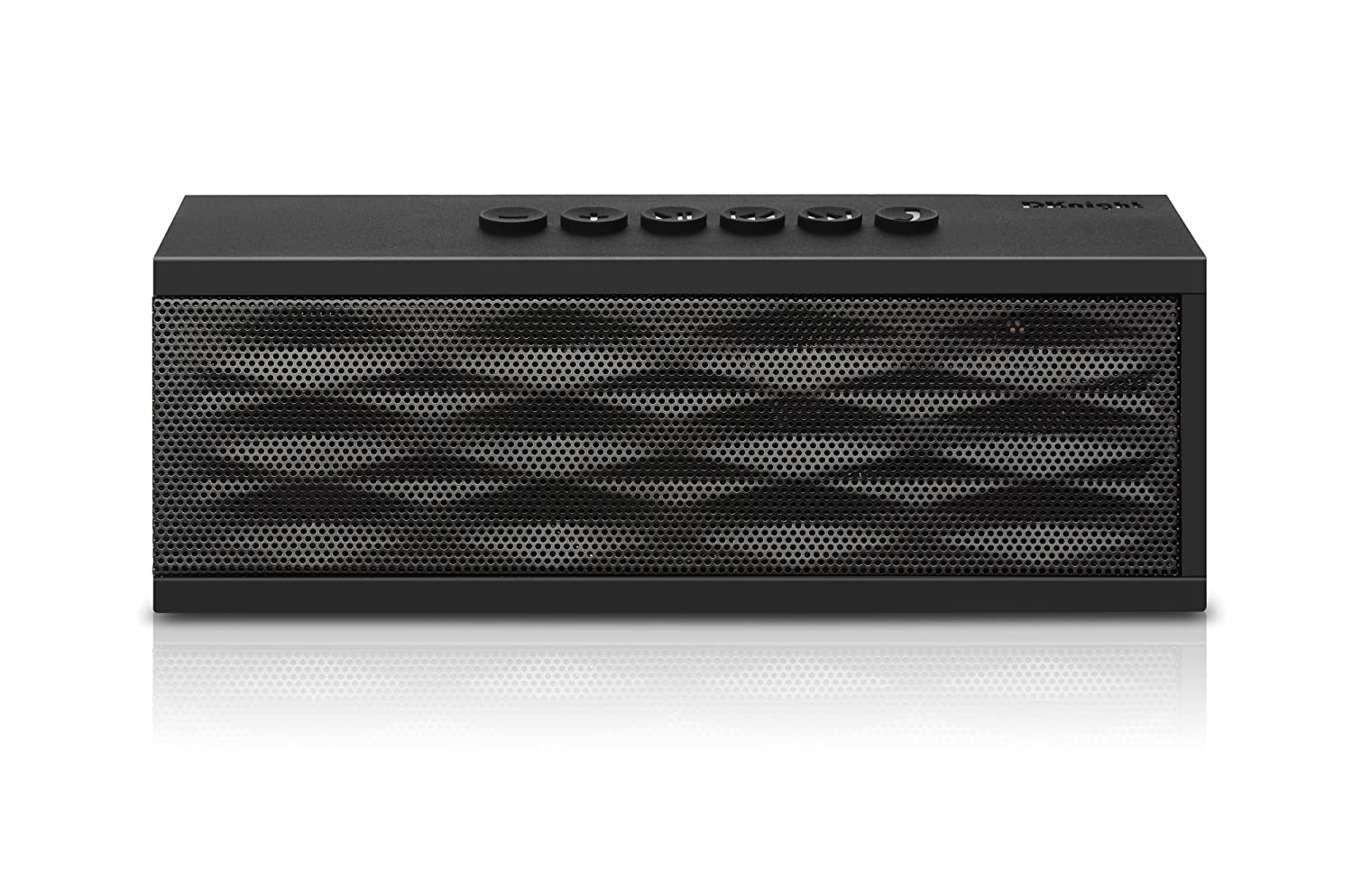 DKnight Magicbox Ultra-Portable Wireless Bluetooth Speaker (Single) (Black)