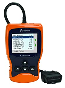 Actron CP9670 AutoScanner Trilingual OBD II and CAN Scan Tool Review
