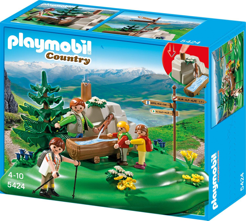 PLAYMOBIL ® Wanderer bei der Gebirgsquelle (5424)