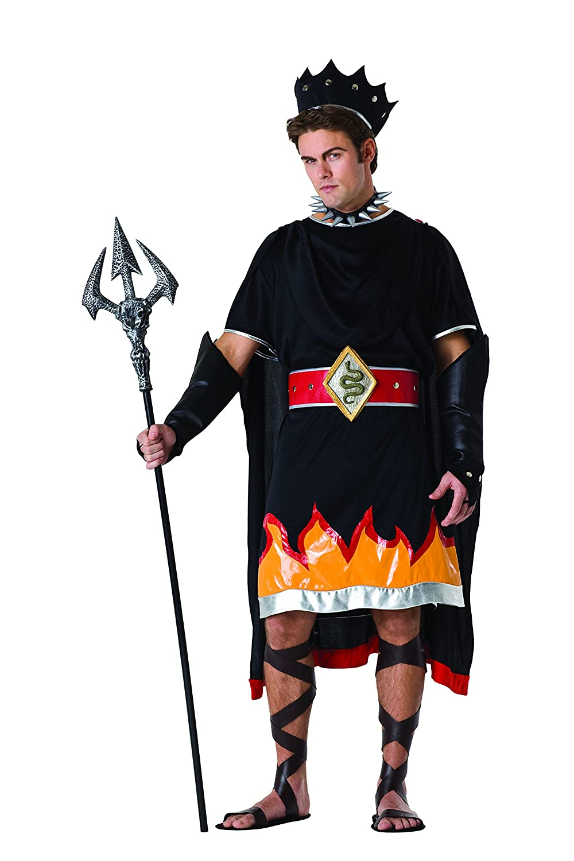 Greek god hades costume