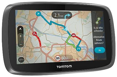 GO 5000 Europe Lifetime Maps & TOMTOM Traffic, 1FL5.002.06 (Maps & TOMTOM Traffic)