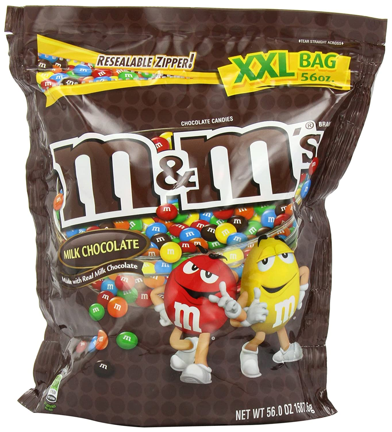 Amazon com  M ampM Candy   M And Ms Candy