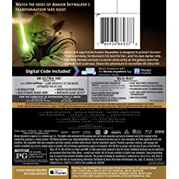 STAR WARS: ATTACK OF THE CLONES [4K Ultra HD + Blu-ray]