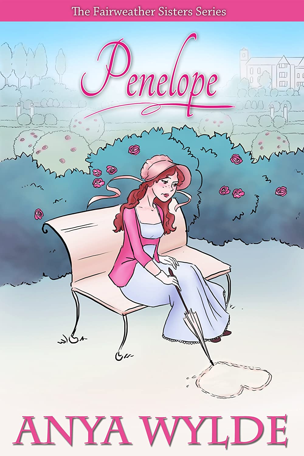 Penelope (The Fairweather Sisters Book 1)