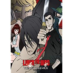 Lupin the IIIrd: Goemon's Blood Spray