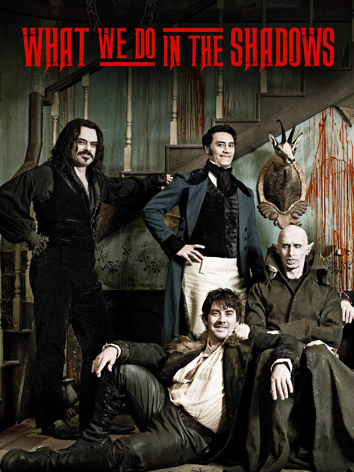 What We Do In The Shadows on Amazon Prime Instant Video UK