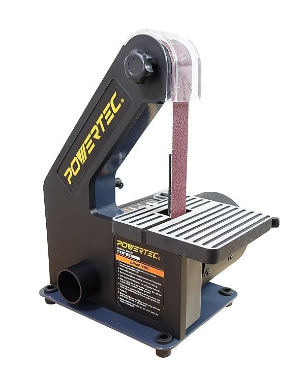 POWERTEC BD1030 1-Inch by 30-Inch Belt Sander (Tamaño: 1-Inch x 30-Inch)