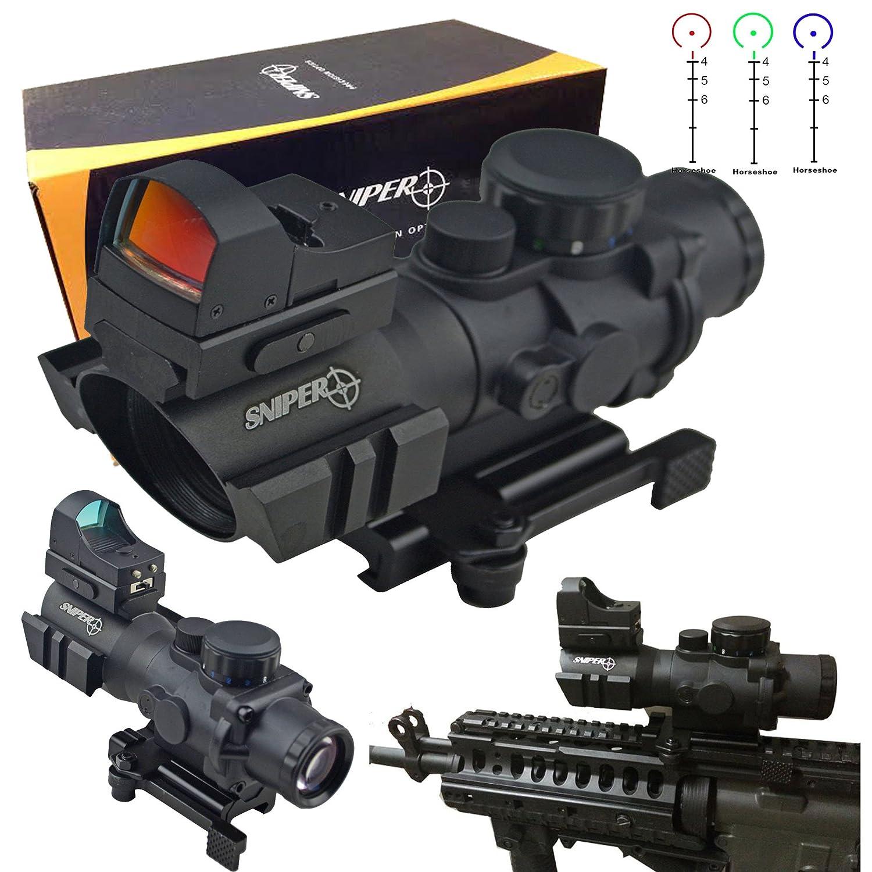 Shock Proof 3-9x40 Mil Dot Optics Hunting Rifle Scope for Air Gun