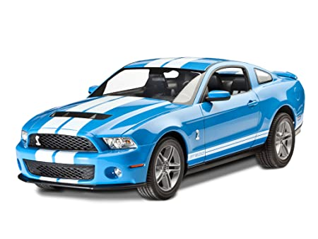 Revell - 07089 - Voiture et Camion - 2010 Ford Shelby GT 500
