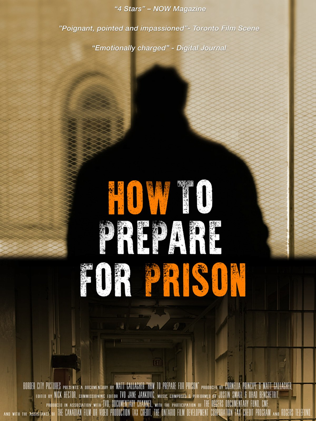 How to Prepare for Prison on Amazon Prime Instant Video UK