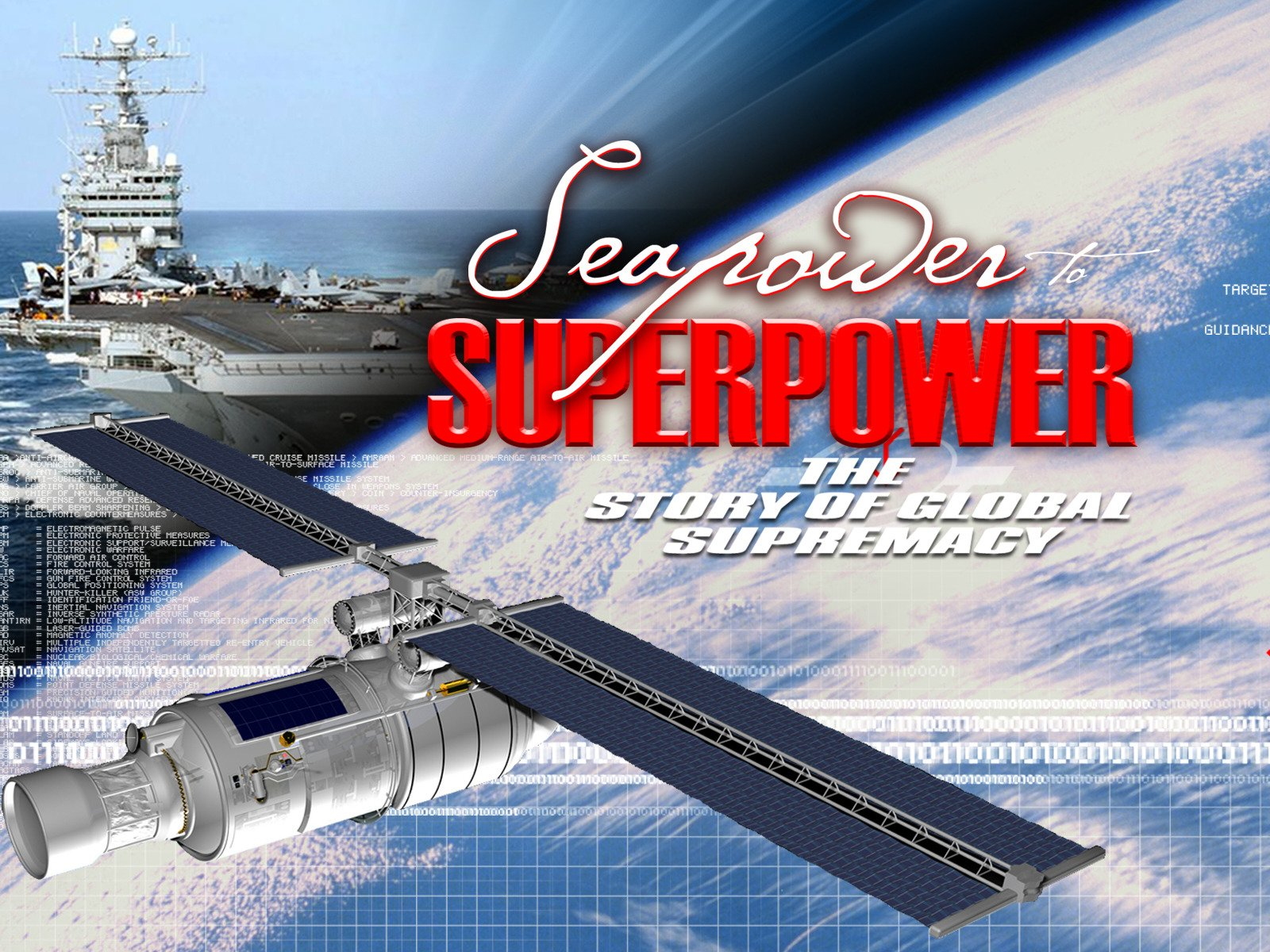 Seapower To Superpower: The Story of Global Supremacy - Season 1