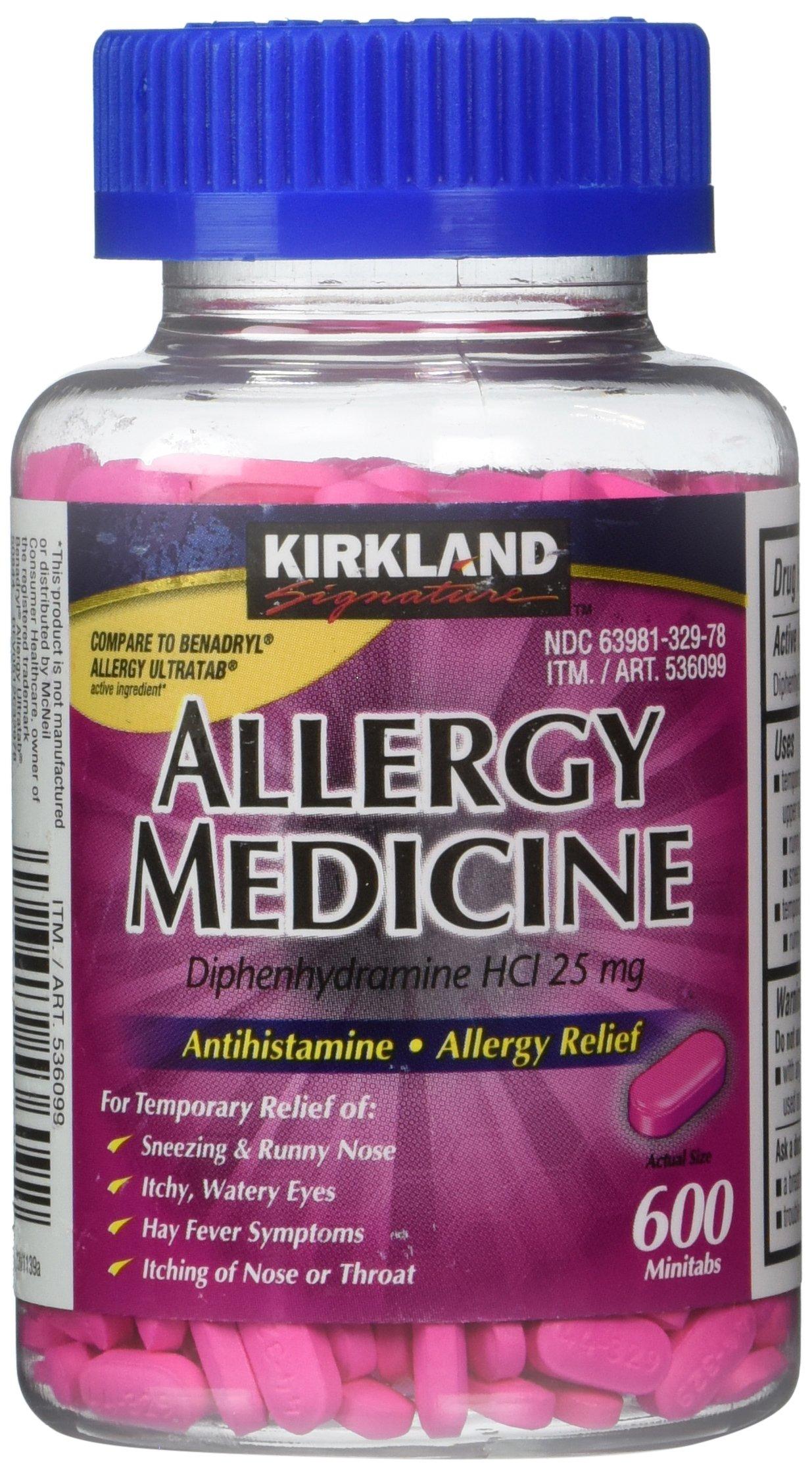 Allergy 0096619536092/