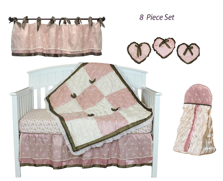 Belle Charlotte Baby Bedding