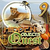 Hidden Objects Quest 9: African Safari