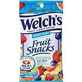 Welchs Mixed Fruit Snacks, 2. 25 Ounce -- 48 per case. (Tamaño: 2.25 Ounce)