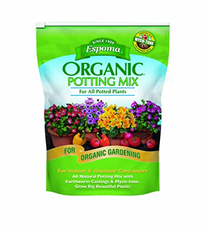 Espoma AP8 8-Quart Organic Potting Mix