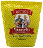 Newman's Own Organics Adult Dog Food, Chicken and Rice Dry Formula, 1.5 Pound