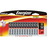 Energizer E92BP-24 Max Premium Alkaline AAA Batteries (24-Count)