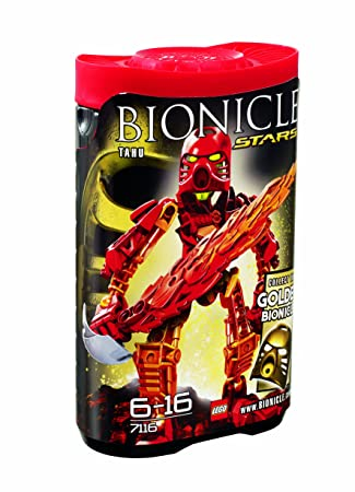 LEGO - 7116 - Jeu de Construction - Bionicle - Tahu