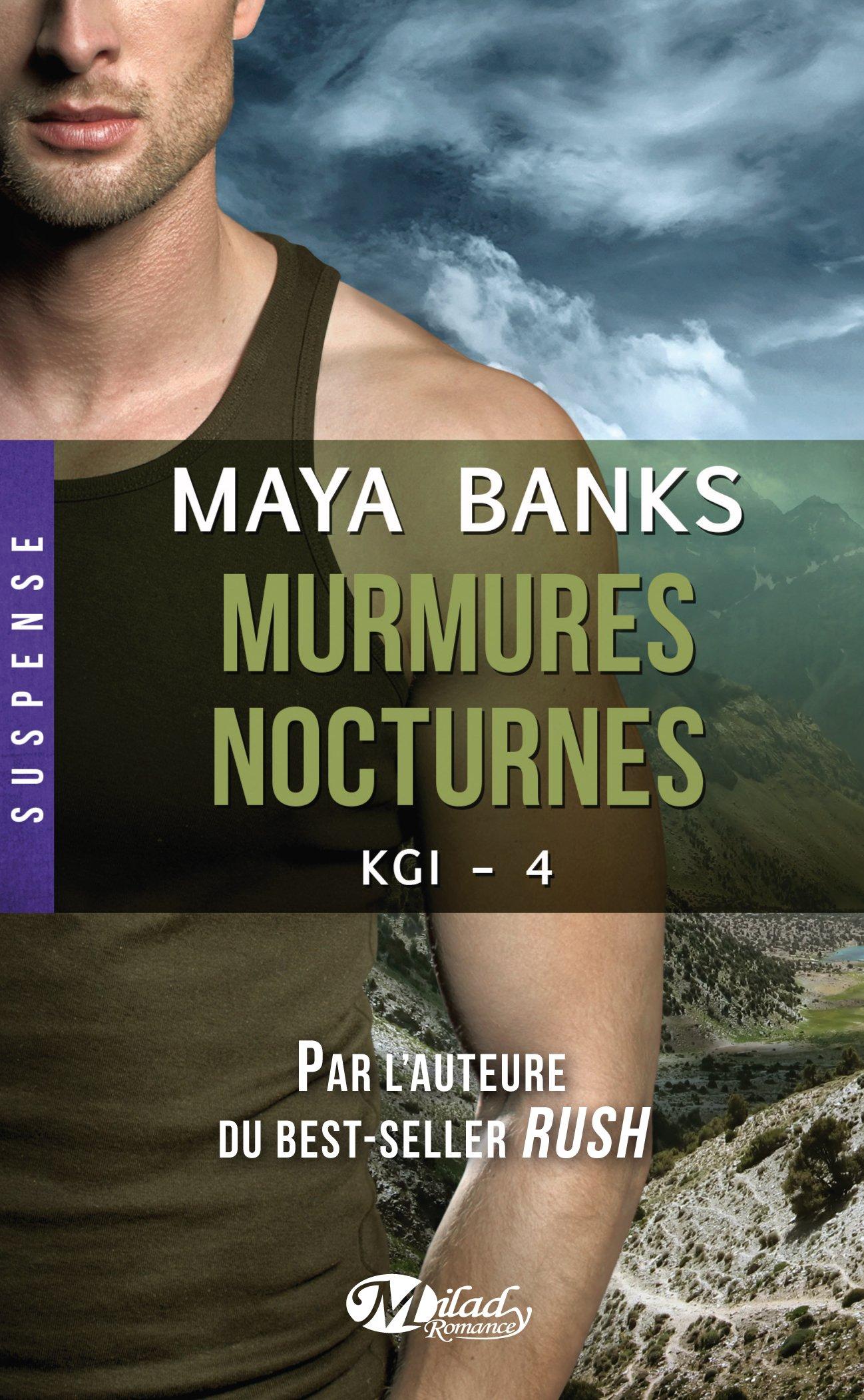 KGI, Tome 4 : Murmures nocturnes 818hqkgxPTL