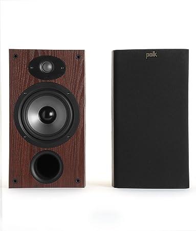 Polk audio tSx 220B paire d'enceintes d'étagère 2 voies bass reflex 8 ohm)