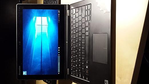 "Lenovo Yoga 2 2-in-1 11.6"" Touch Screen Laptop - Intel Core i3 / 4GB Memory / 500GB HD / Intel HD Graphics 4200 / Webcam / Windows 8.1 64-bit Silver"