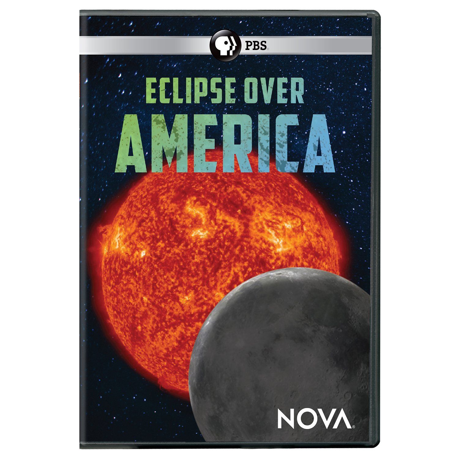 Book Cover: NOVA: Eclipse Over America DVD