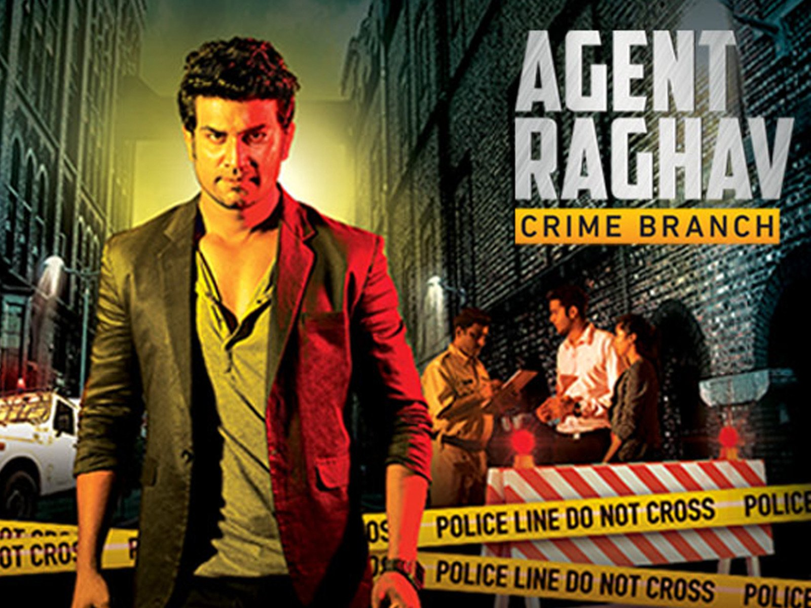 Agent Raghav - Season 1