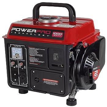 PowerPro  56101 2-Stroke 1000 Watts Portable Generator Review