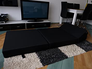 sessel g stebett schlafsessel 85 x 190 x 15 dc152. Black Bedroom Furniture Sets. Home Design Ideas