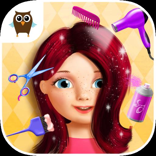 Amazon.com: Sweet Baby Girl Beauty Salon - Manicure, Makeup and Hair