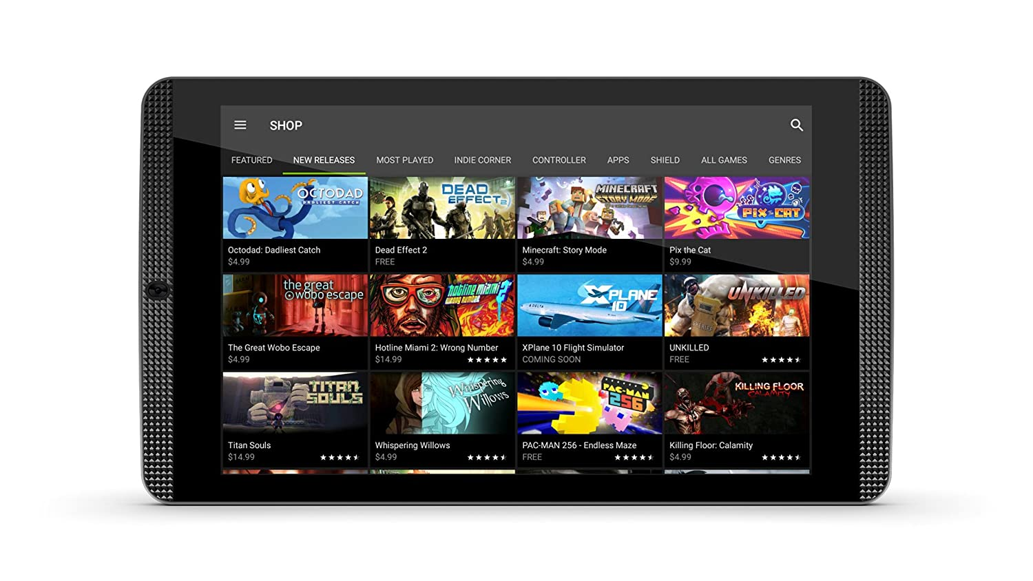 NVIDIA SHIELD Tablet K1 (Newest Version)