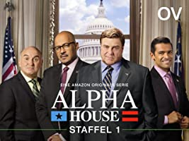 Alpha House [OV] - Staffel 1