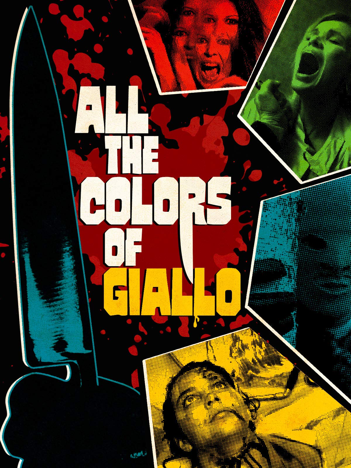All The Colors Of Giallo on Amazon Prime Video UK
