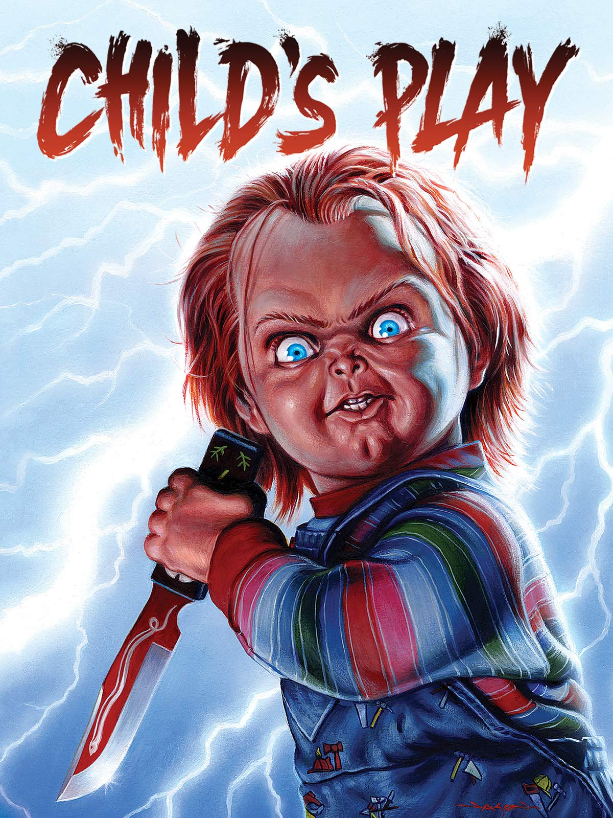 Child's Play on Amazon Prime Video UK