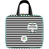 me & my BIG ideas Striped Storage Case Planner (Color: Original Version)