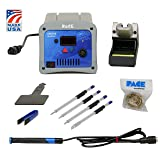 PACE ADS200 Professional Soldering Station with 4 Tip Bundle - AccuDrive-Compatible High Powered