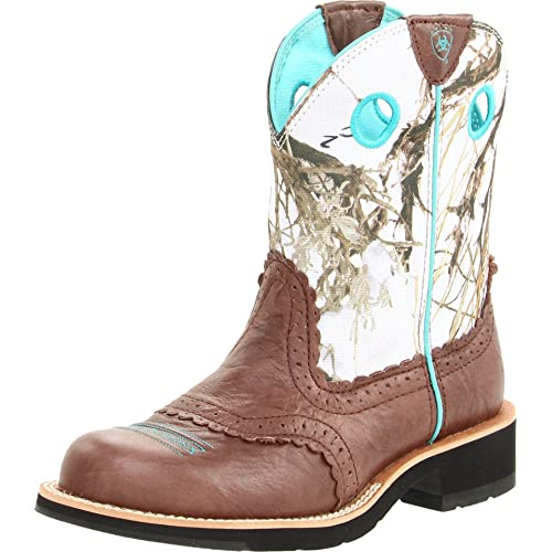Ariat Womens Fatbaby Cowgirl Western Boot