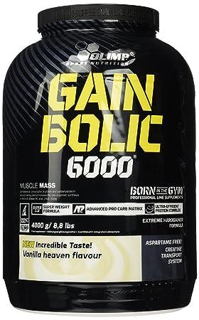 Olimp Gain Bolic 6000 Vanille (Vanilla Heaven), 1er Pack (1 x 4 kg)