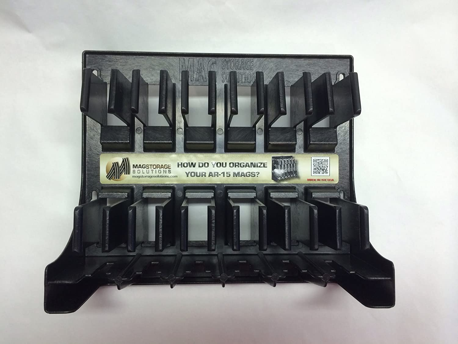 Mag Storage Solutions AR-15 5.56 .223 MagHolder Magazine Holder Storage Rack Magpul AR15 дальномер практика дл 30 640 162