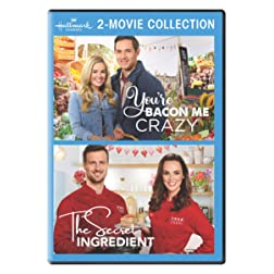 Hallmark 2-Movie Collection (You're Bacon Me Crazy  / The Secret Ingredient)