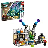 LEGO Hidden Side J.B.'s Ghost Lab 70418 Building Kit, Ghost Playset for 7+ Year Old Boys and Girls, Interactive Augmented Reality Playset, New 2019 (174 Pieces) (Color: Multicolor)