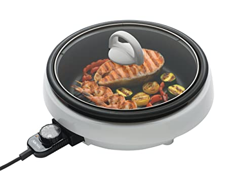 Aroma Housewares ASP-137 3-in-1 Super Pot with Grill Plate Via Amazon