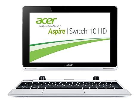 """Acer NT.L4SEG.004 Tablette tactile 10,1"""" (25,65 cm) (32 Go, Windows 8.1, Argent)"""