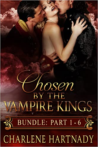 Chosen by the Vampire Kings Bundle (The Chosen Series Book 1)