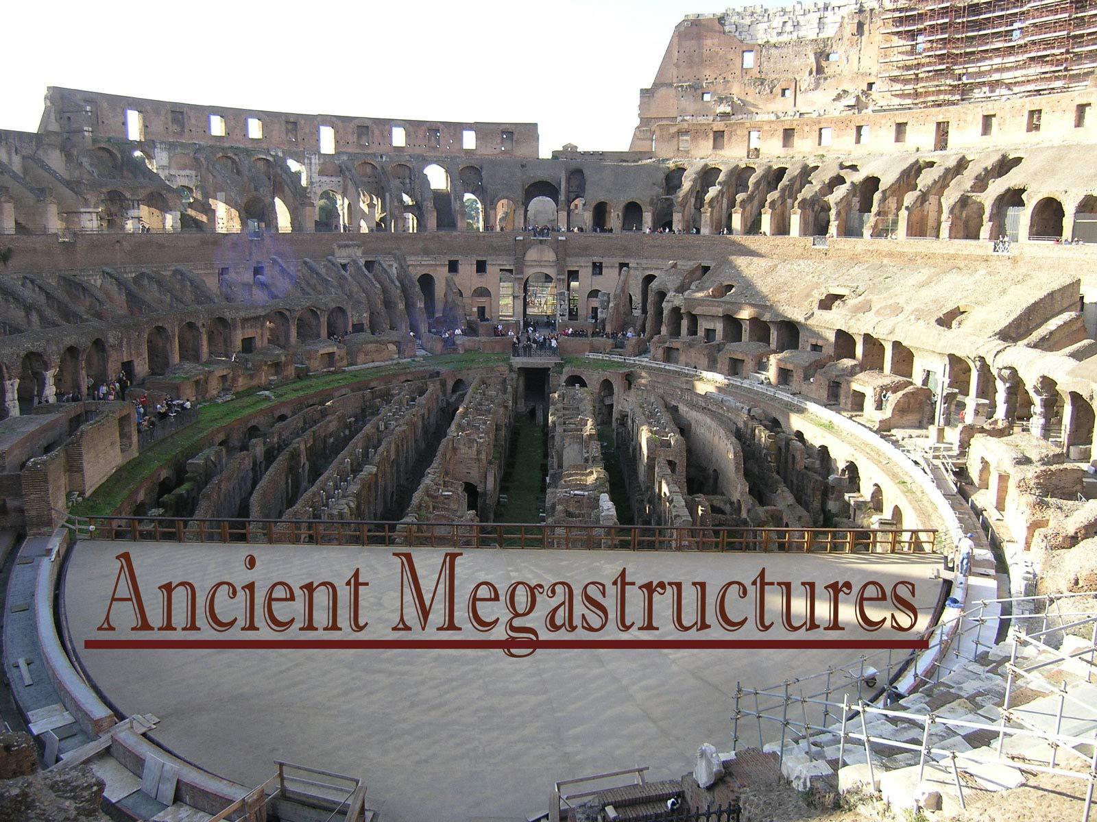 Ancient Megastructures on Amazon Prime Video UK