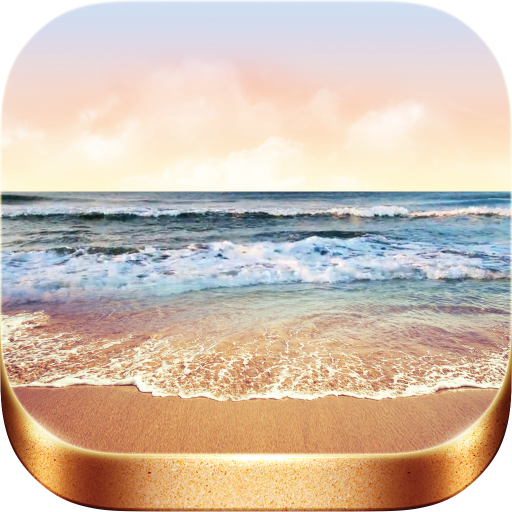 Ocean Waves: Sunrise Surf