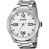 Nixon Men's A346100 Corporal SS Watch