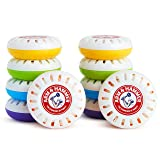 Munchkin Arm and Hammer Nursery Fresheners, Assorted Scents of Lavender or Citrus, 10 Count (Tamaño: 10 Count)