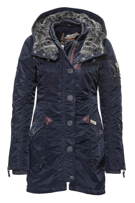 Khujo Damen Wintermantel in verschiedenen Farben online kaufen